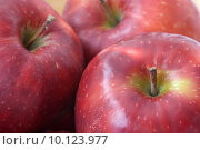 Купить «red apples», фото № 10123977, снято 25 июня 2018 г. (c) PantherMedia / Фотобанк Лори