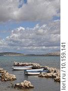 Купить «water sea ocean island boat», фото № 10159141, снято 23 февраля 2019 г. (c) PantherMedia / Фотобанк Лори