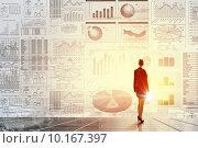 Купить «Modern technologies in business», фото № 10167397, снято 24 февраля 2011 г. (c) Sergey Nivens / Фотобанк Лори