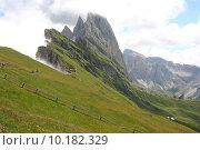 Купить «Italian Dolomites», фото № 10182329, снято 18 октября 2018 г. (c) PantherMedia / Фотобанк Лори