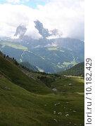 Купить «Italian Dolomites», фото № 10182429, снято 18 октября 2018 г. (c) PantherMedia / Фотобанк Лори