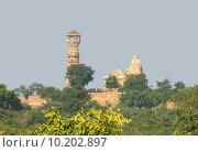 Купить «india fortress rajasthan schloss chittorgarh», фото № 10202897, снято 26 сентября 2018 г. (c) PantherMedia / Фотобанк Лори