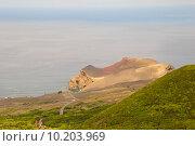 Купить «Lighthouse at Volcano dos Capelinhos», фото № 10203969, снято 17 июля 2019 г. (c) PantherMedia / Фотобанк Лори