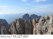 Купить «mountains hike climbing rise climb», фото № 10227601, снято 21 июля 2019 г. (c) PantherMedia / Фотобанк Лори