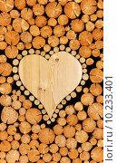 Купить «nature love wood heart trunk», фото № 10233401, снято 16 июля 2019 г. (c) PantherMedia / Фотобанк Лори