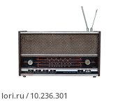 Купить «grungy retro radio », фото № 10236301, снято 20 октября 2018 г. (c) PantherMedia / Фотобанк Лори