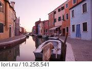 Купить « Venetian Lagoon, Island», фото № 10258541, снято 23 февраля 2019 г. (c) PantherMedia / Фотобанк Лори