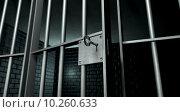Купить «Jail Cell With Open Door», фото № 10260633, снято 22 февраля 2019 г. (c) PantherMedia / Фотобанк Лори