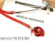 Купить «Medical Insurance», фото № 10313361, снято 18 февраля 2020 г. (c) PantherMedia / Фотобанк Лори