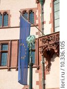 Купить «europe flag roman eagle frankfort», фото № 10336105, снято 19 марта 2019 г. (c) PantherMedia / Фотобанк Лори