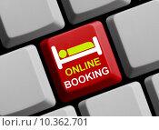 Купить «book online hotel reserve booking», фото № 10362701, снято 26 июня 2019 г. (c) PantherMedia / Фотобанк Лори