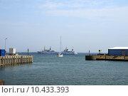 Купить «Harbour of Helgoland», фото № 10433393, снято 27 июня 2019 г. (c) PantherMedia / Фотобанк Лори