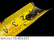 Купить «Tape measure», фото № 10453037, снято 23 октября 2018 г. (c) PantherMedia / Фотобанк Лори