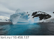 Купить «cold clouds ice arctic iceberg», фото № 10458137, снято 25 апреля 2019 г. (c) PantherMedia / Фотобанк Лори
