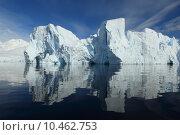 Купить «winter cold ice glacier arctic», фото № 10462753, снято 25 апреля 2019 г. (c) PantherMedia / Фотобанк Лори