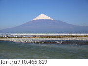 Купить «Mt. Fuji and Shinkansen», фото № 10465829, снято 18 октября 2018 г. (c) PantherMedia / Фотобанк Лори