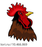 Купить «Rooster symbol», иллюстрация № 10466869 (c) PantherMedia / Фотобанк Лори