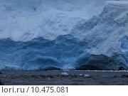 Купить «Winter cold ice glacier arctic», фото № 10475081, снято 19 февраля 2019 г. (c) PantherMedia / Фотобанк Лори
