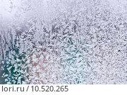 Купить «Frosty natural pattern », фото № 10520265, снято 14 ноября 2018 г. (c) PantherMedia / Фотобанк Лори