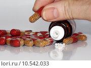 Купить «healthy health medicine drug agent», фото № 10542033, снято 22 февраля 2019 г. (c) PantherMedia / Фотобанк Лори