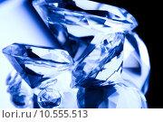 Купить «Diamonds  background», фото № 10555513, снято 23 октября 2019 г. (c) PantherMedia / Фотобанк Лори