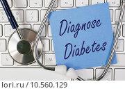 Купить «office computer diet medicine doctor», фото № 10560129, снято 25 марта 2019 г. (c) PantherMedia / Фотобанк Лори