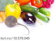 Купить « vegetables », фото № 10579045, снято 23 апреля 2019 г. (c) PantherMedia / Фотобанк Лори