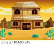 Купить «illustration of a house on a white background», иллюстрация № 10600845 (c) PantherMedia / Фотобанк Лори