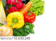 Купить «vegetables », фото № 10630245, снято 23 апреля 2019 г. (c) PantherMedia / Фотобанк Лори