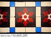 Купить «Antique tiles », фото № 10669285, снято 12 июля 2020 г. (c) PantherMedia / Фотобанк Лори