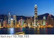 Купить «Hong Kong modern city», фото № 10700193, снято 27 июня 2019 г. (c) PantherMedia / Фотобанк Лори