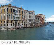 Купить «Venice - Canal Grande and  Cavalli Franchetti palace», фото № 10708349, снято 30 марта 2020 г. (c) PantherMedia / Фотобанк Лори