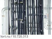 Купить «electrical wire», фото № 10720313, снято 23 октября 2019 г. (c) PantherMedia / Фотобанк Лори