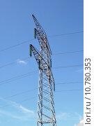 Купить «power energy electricity electric high», фото № 10780353, снято 22 июля 2019 г. (c) PantherMedia / Фотобанк Лори