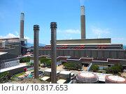 Купить «Electricity plant», фото № 10817653, снято 22 июля 2019 г. (c) PantherMedia / Фотобанк Лори