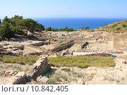 Купить «antique ruins decompose excavation archeological», фото № 10842405, снято 21 марта 2019 г. (c) PantherMedia / Фотобанк Лори