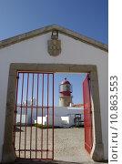Купить «goal gate lighthouse passage algarve», фото № 10863553, снято 22 июля 2019 г. (c) PantherMedia / Фотобанк Лори