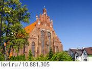 Купить «church gothic churchgoing ecclesiastical kirche», фото № 10881305, снято 22 июля 2019 г. (c) PantherMedia / Фотобанк Лори