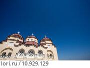 Agios Charalampos church. Стоковое фото, фотограф Uyttebroeck Michel / PantherMedia / Фотобанк Лори