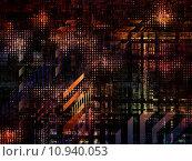 Купить «Technological Grunge Texture.», фото № 10940053, снято 22 июля 2019 г. (c) PantherMedia / Фотобанк Лори