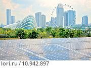 Купить «global solar lasting erderw rmung», фото № 10942897, снято 22 мая 2019 г. (c) PantherMedia / Фотобанк Лори