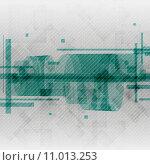 Купить «Abstract Geometric Background.», фото № 11013253, снято 22 июля 2019 г. (c) PantherMedia / Фотобанк Лори