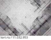 Купить «Abstract Geometric Background.», фото № 11032953, снято 22 июля 2019 г. (c) PantherMedia / Фотобанк Лори