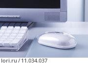 Купить «Computer peripherals», фото № 11034037, снято 20 января 2018 г. (c) PantherMedia / Фотобанк Лори