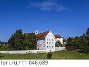 Купить «architecture germany monastery convent architectural», фото № 11046689, снято 27 мая 2019 г. (c) PantherMedia / Фотобанк Лори