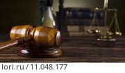 Купить «Gavel,Law theme, mallet of judge», фото № 11048177, снято 6 июля 2020 г. (c) PantherMedia / Фотобанк Лори