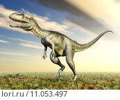 Купить «reptile palaeontology dinosaur saurian dino», фото № 11053497, снято 16 октября 2019 г. (c) PantherMedia / Фотобанк Лори