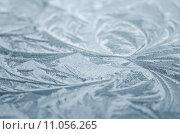 Купить «Ice crystal background», фото № 11056265, снято 14 ноября 2018 г. (c) PantherMedia / Фотобанк Лори