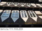 Купить «half-timbered house in quedlinburg», фото № 11133233, снято 20 марта 2019 г. (c) PantherMedia / Фотобанк Лори