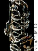 Купить «instrument measure woodwind method clarinet», фото № 11191813, снято 18 марта 2019 г. (c) PantherMedia / Фотобанк Лори